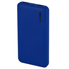 PowerBank külső akkumulátor SuperSlim (2xUSB) kék - 10000 mAh