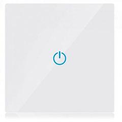 Glass Panel - Fali érintőkapcsoló (5-500 Watt) fehér