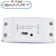 Smart relé, vevőegység, Wi-Fi vezérlés okos készülékekkel