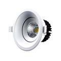 Szpot LED lámpa 8W (550 lm) hideg fehér, kör