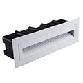 StepLight süllyeszthető LED lépcsővilágító - fehér (6W) 3000K