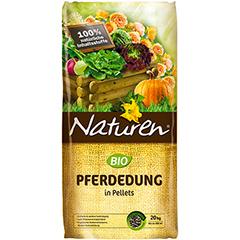 Naturen Bio lótrágya pellet (20 kg)