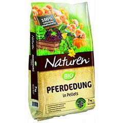 Naturen Bio lótrágya pellet (7 kg)