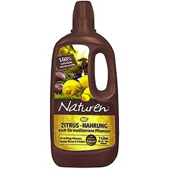 Naturen Bio citrus és mediterrán növény tápoldat (1L)