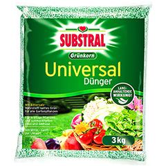 Grünkorn életerő minden növénynek - univerzális kerti trágya (3 kg)