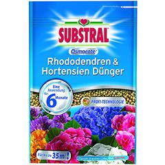Osmocote hosszú hatású virágtrágya rhododendron, hortenzia és erikafélékhez (750g)