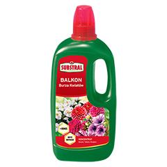 Tápoldat - Muskátlihoz, balkonnövényekhez (1 liter)