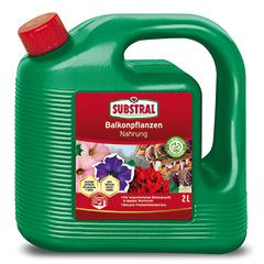 Tápoldat - Muskátlihoz, balkonnövényekhez (2 liter)