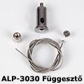 ALP-3030 Függesztő sodrony LED profilhoz (2 méter)