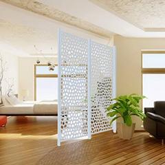 - Térelválasztó panel - dekorpanel Mosaic (100x200cm) fehér