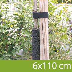 Facsemete védő, Treex polipropilén védőháló (ø6x110 cm) 8 db/csomag