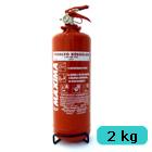Tűzoltó készülék (ABC porral oltó) - 2 kg