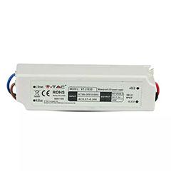 Vízálló LED tápegység 12 Volt (30W/2.5A) IP67