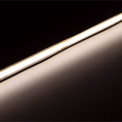 COB LED szalag beltéri 512 LED/m (24 Volt) - természetes fehér