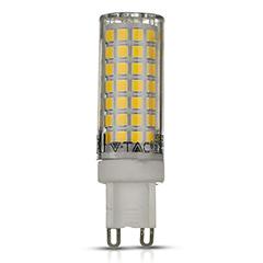 LED lámpa G9 (6W/300°) természetes fehér