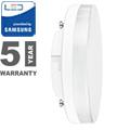 LED lámpa Gx53 (7W/110°) PRO - meleg fehér, Samsung