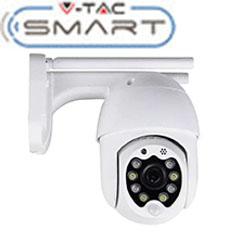 Kültéri oldalfali, Wi-Fi IP dome kamera (3.0 MP) mozgásérzékelős, SMART