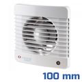Ventilátor, Silenta-M (100 mm) alap típus