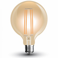 LED lámpa E27 Filament (7Watt/300°) Vintage G95 - 2200K