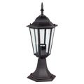 Bolive Lawn kültéri álló lámpa - 40 cm (E27) fekete