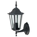 Bolive Up kültéri oldalfali lámpa (E27) fekete
