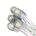 LED modul 0.24W (5050x1/120°/IP68) - 6000K hideg fehér