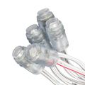 LED modul 0.24W (5050x1/120°/IP68) - Piros