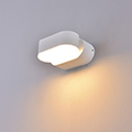 Rotac oldalfali dekor lámpatest - fehér (6W, szimpla) meleg f.
