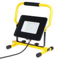 Hordozható LED reflektor (50W/100°) 3 méteres vezetékkel, hideg fényű