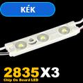 LED modul 1W - 3x2835 COB LED - Kék
