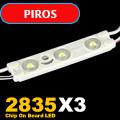 LED modul 1W - 3x2835 COB LED - Piros