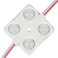 LED modul 1.44W (2835x4/150°/IP68) - Kék