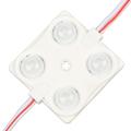 LED modul 1.44W (2835x4/150°/IP68) - Piros
