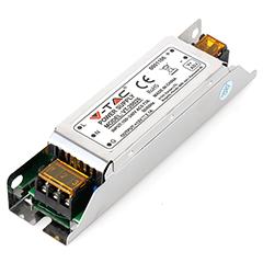LED tápegység 12 Volt - fém házas, ipari (25W/2.1A) Slim
