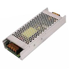 LED tápegység 12 Volt - fém házas, ipari (360W/30A) 5 év garancia!