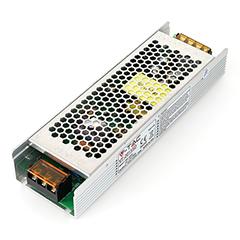 LED tápegység 24 Volt - fém házas, ipari (150W/6.25A) dimmelhető, Slim