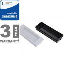 LED vészvilágító (3.8W/110lm) hideg fehér, Samsung