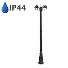 Pole Lamp kültéri álló lámpa 232 cm, IP44 (2xE27)