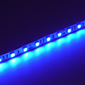 LED szalag beltéri 5050-60 (12 Volt) - kék DEKOR!
