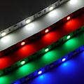LED szalag beltéri 5050-60 (12 Volt) - RGB+hideg DEKOR!