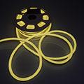 LED Neon csík (flexibilis) 24V - 8W - term. fehér - 10 méter Kifutó!
