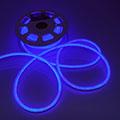 LED Neon csík (flexibilis) 24V - 8W - kék - 10 méter