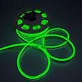 LED Neon csík (flexibilis) 24V - 8W - zöld - 10 méter