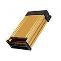 Vízálló LED tápegység 24 Volt (400W/16.6A) ventilátor