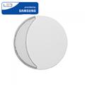 Éjszakai irányfény LED lámpa (0.5W) kör, meleg fehér, Samsung Chip
