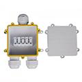 Led reflektorhoz kötődoboz (3 elosztású) vízmentes fehér IP68