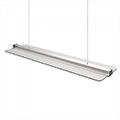 LED panel (1200 x 300mm) 40W - átlátszó kialakítás, természetes fehér, dimmelhető Kifutó!