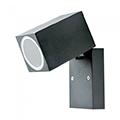 Wall Fitting állítható fejű, fali lámpatest (GU10) fekete