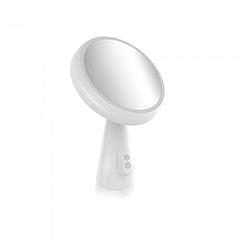 Sminktükör LED világítással, akkumulátorral (5W/200Lumen) fehér