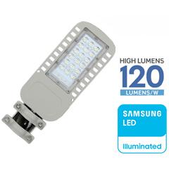 Utcai LED lámpa ST (30W/110°) Hideg fehér 3600 lm, Samsung